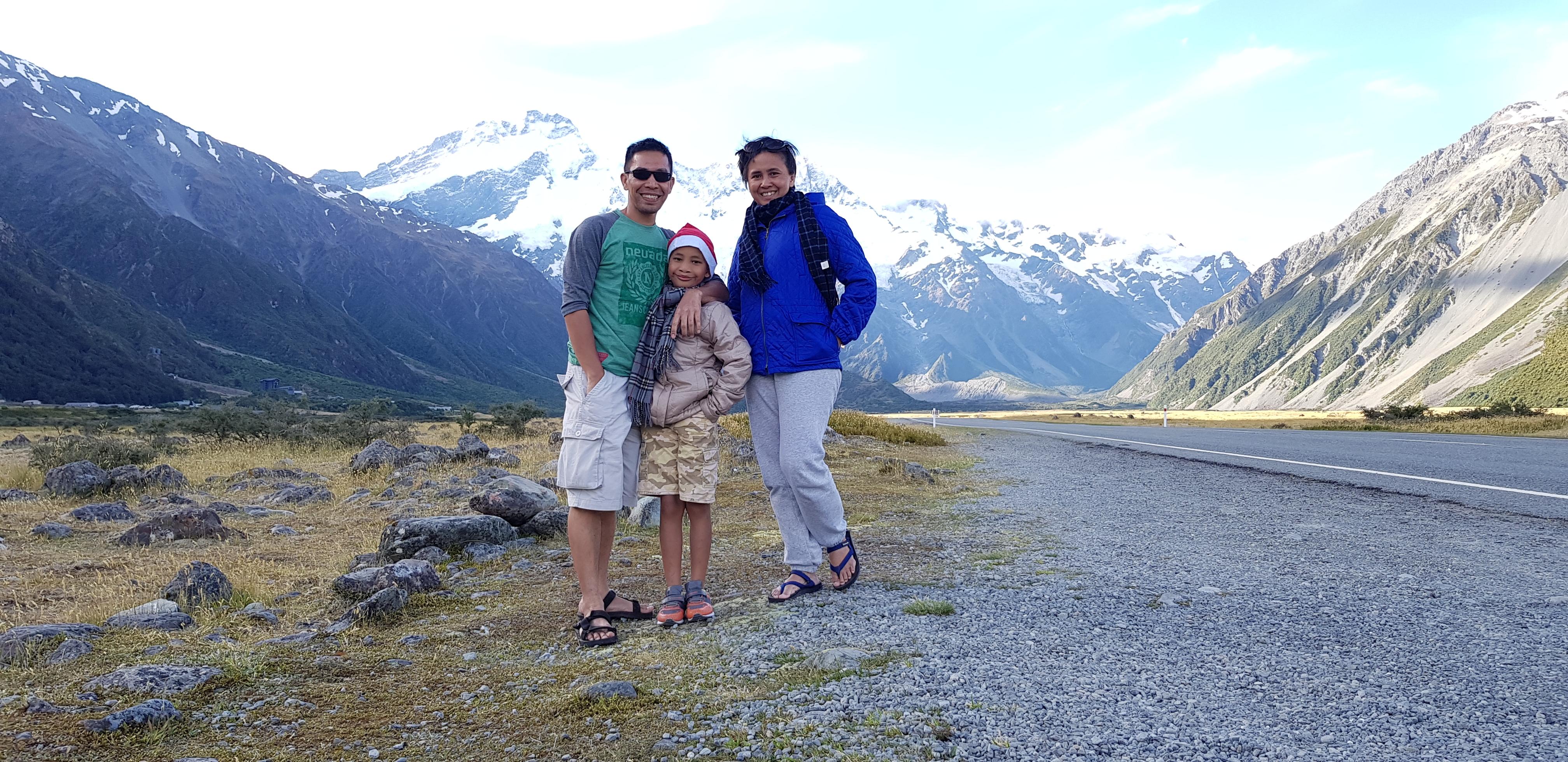 Jalan-jalan ke New Zealand – Aku Tak Akan Menyerah