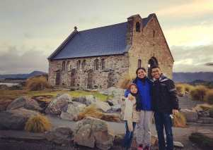 rudy jangan menyerah new zealand itinerary church of good shepherd lake tekapo