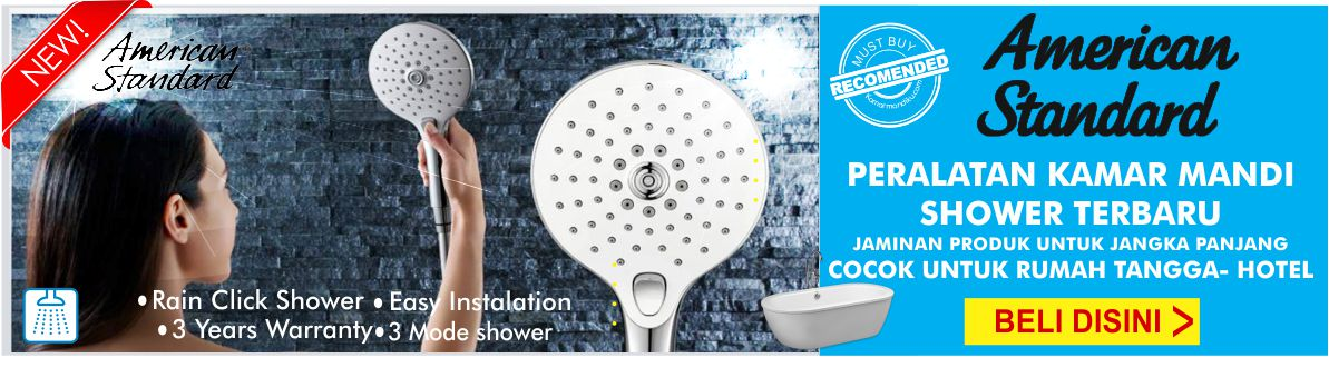 american standard shower terbaru 2018 _banner iklan kamarmandiku external